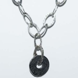 Silpada Sterling Silver Chain Link Necklace